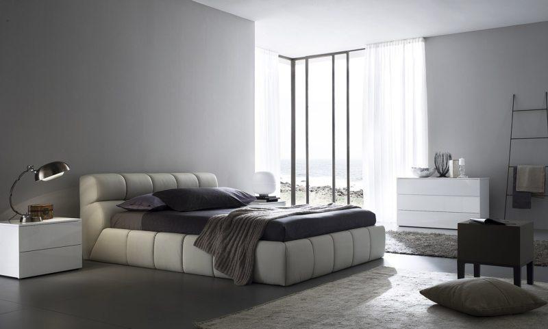 Современные спальни (49)
