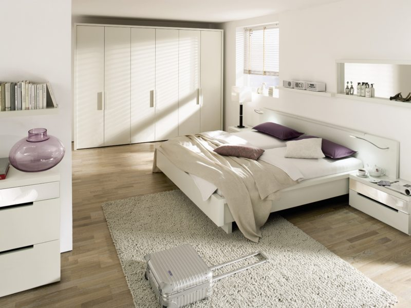 Современные спальни (53)
