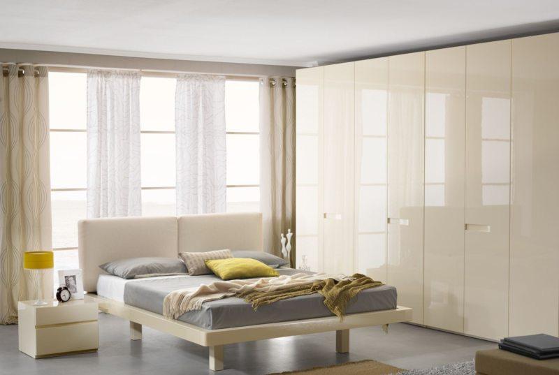 Современные спальни (54)