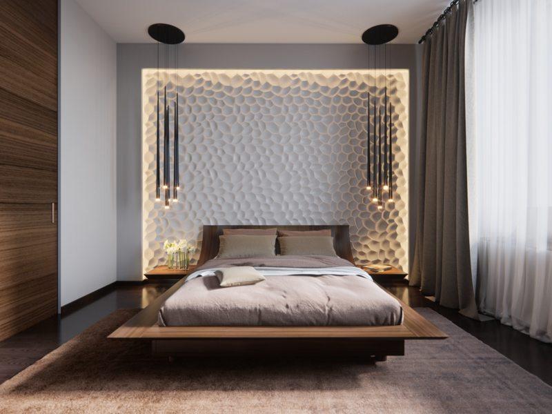 Современные спальни (6)