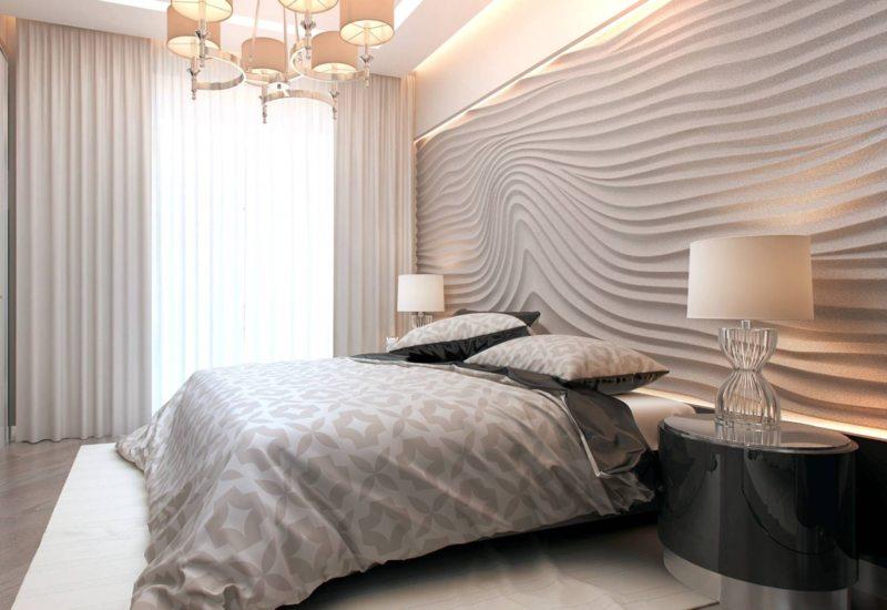 Современные спальни (64)