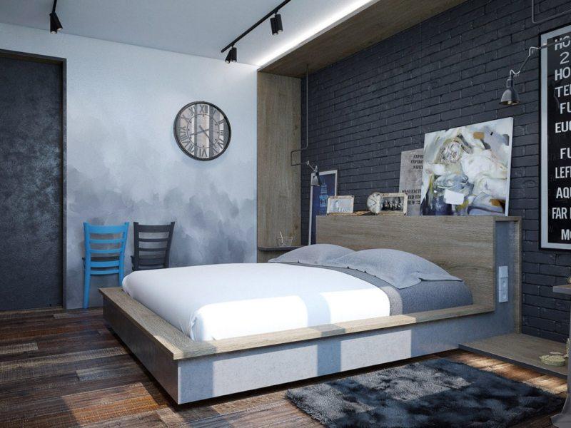 Современные спальни (7)