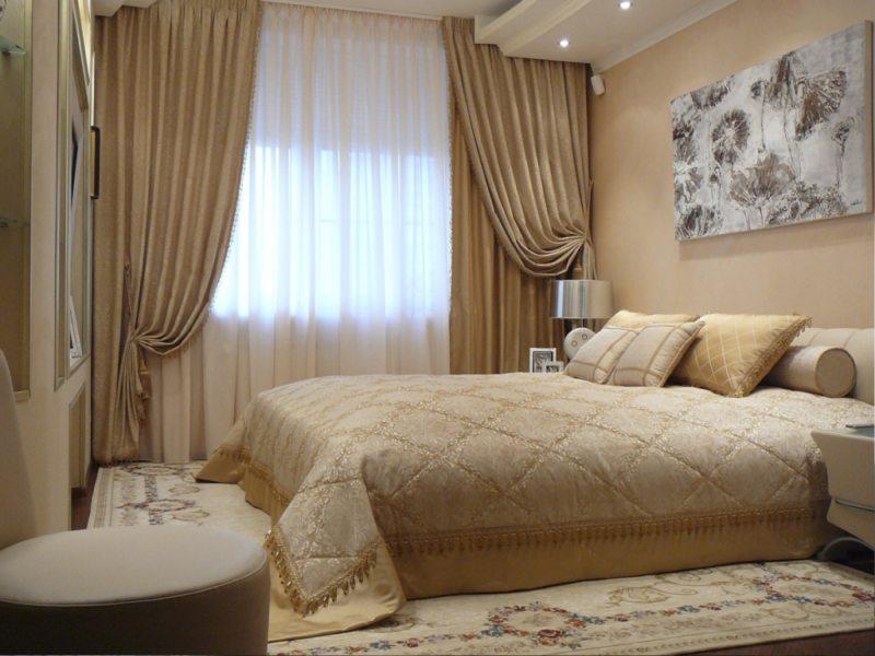 Современные спальни (70)