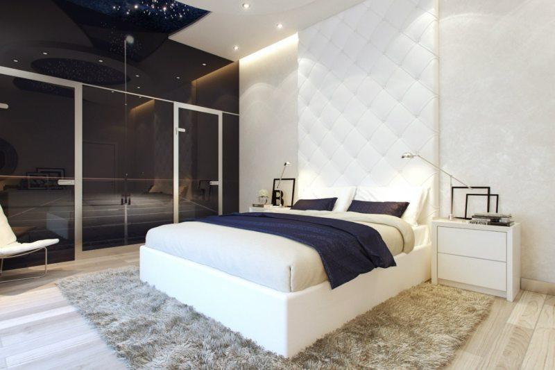 Современные спальни (9)