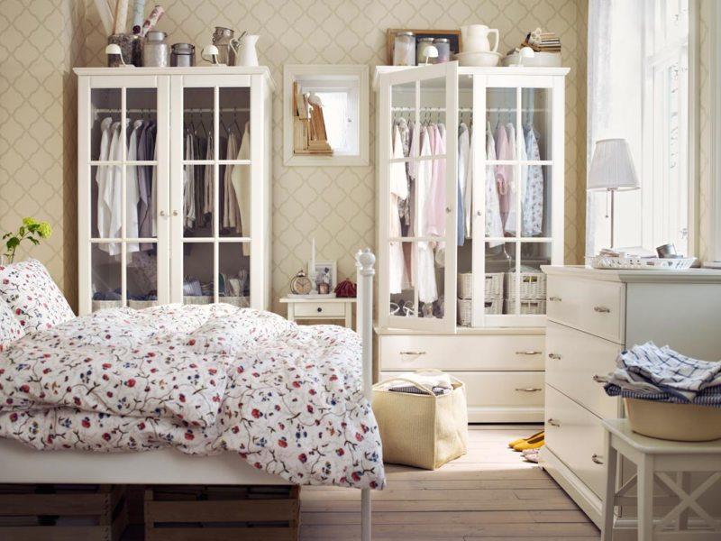 Спальни икеа (19)