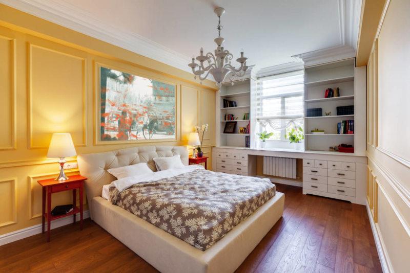 Спальня 12 кв. м. (14)