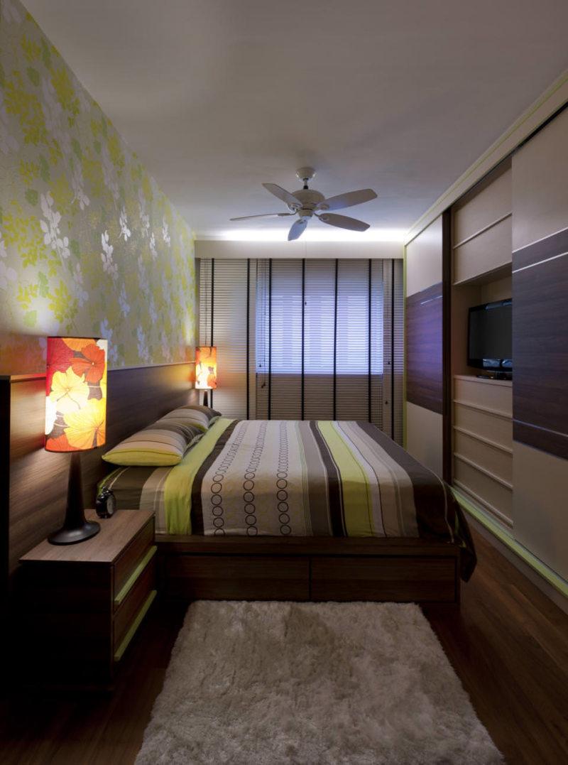 Спальня 12 кв. м. (16)