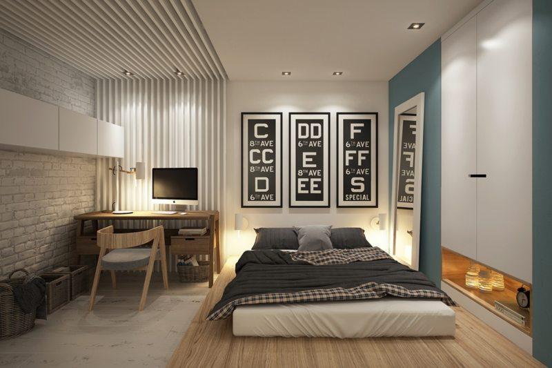 Спальня 12 кв. м. (22)