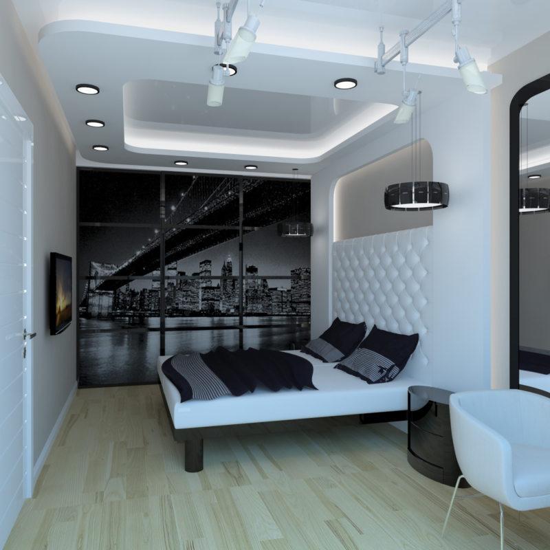 Спальня 12 кв. м. (35)
