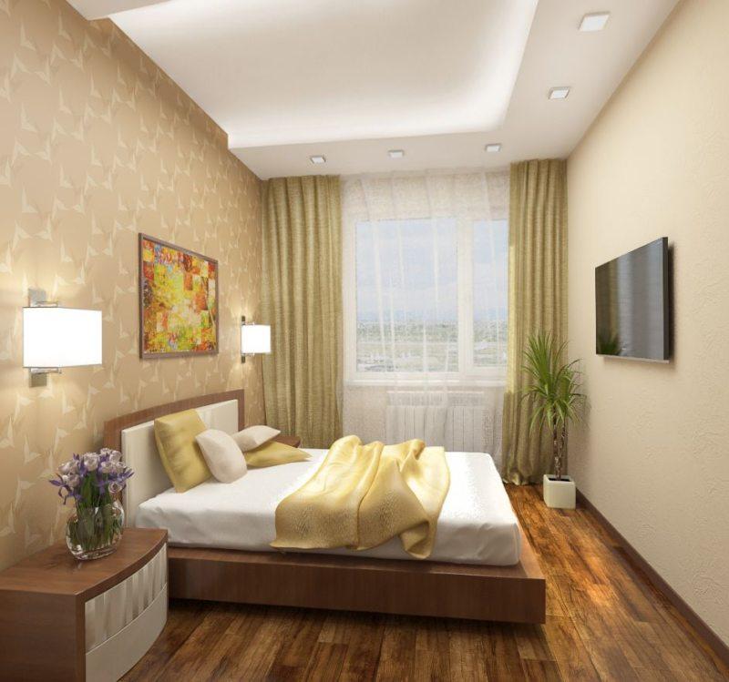 Спальня 12 кв. м. (4)