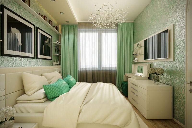 Спальня 12 кв. м. (67)
