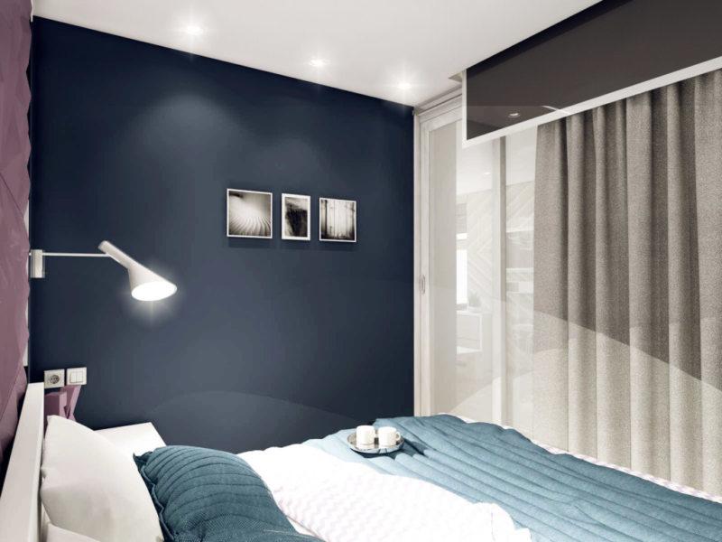 Спальня 12 кв. м. (8)