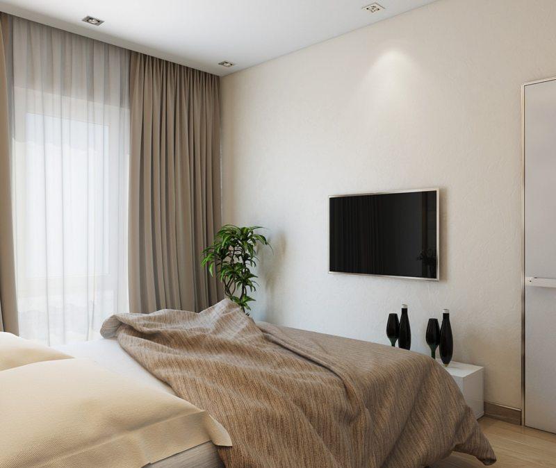 Спальня 15 кв. м. (14)