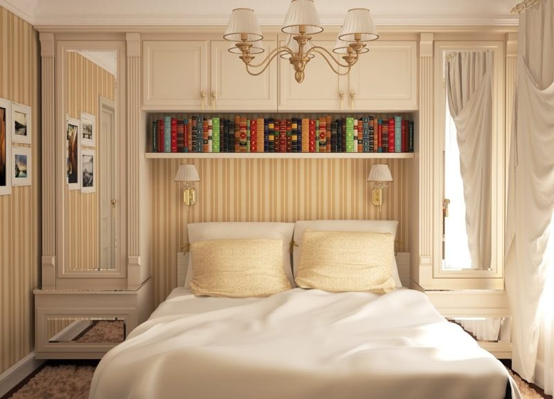 Спальня 15 кв. м. (19)