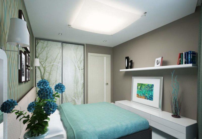 Спальня 15 кв. м. (22)