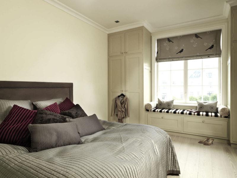 Спальня 15 кв. м. (27)