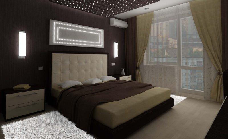 Спальня 15 кв. м. (32)