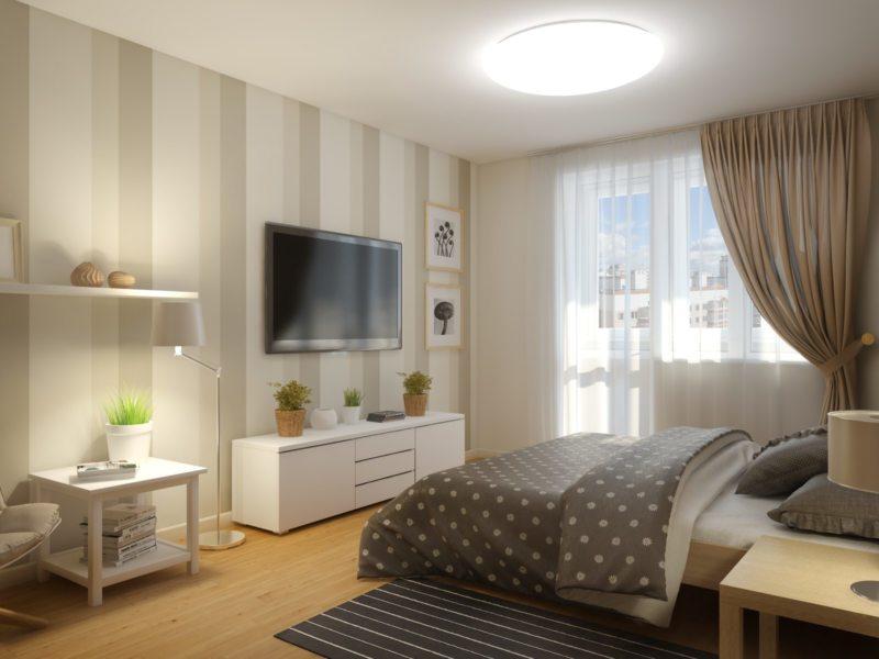 Спальня 15 кв. м. (39)