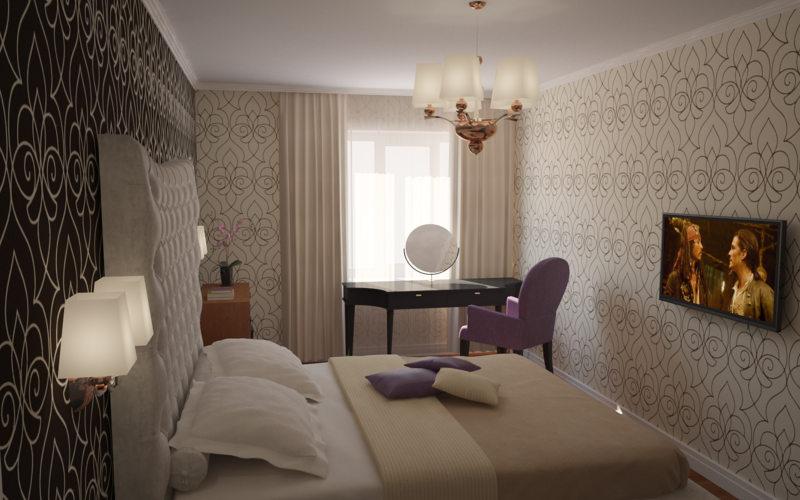 Спальня 15 кв. м. (41)