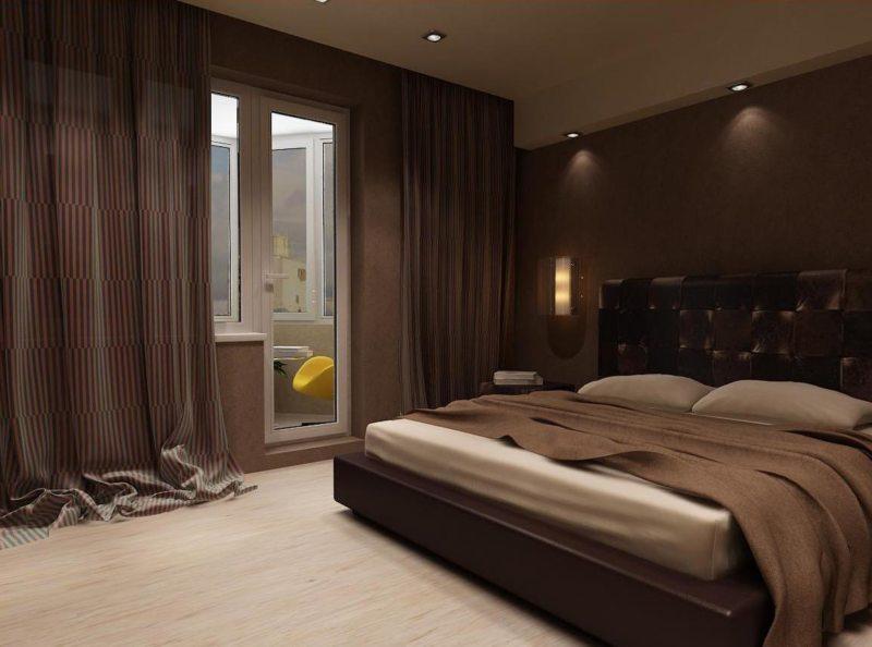 Спальня 15 кв. м. (55)