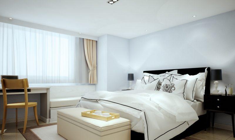Спальня 15 кв. м. (7)