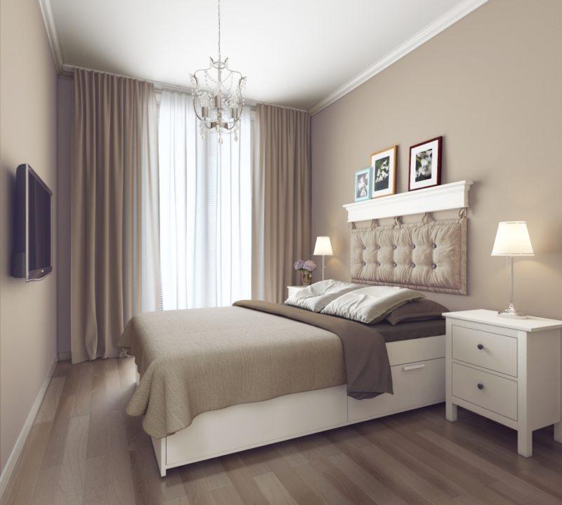 Спальня 20 кв. м. (17)
