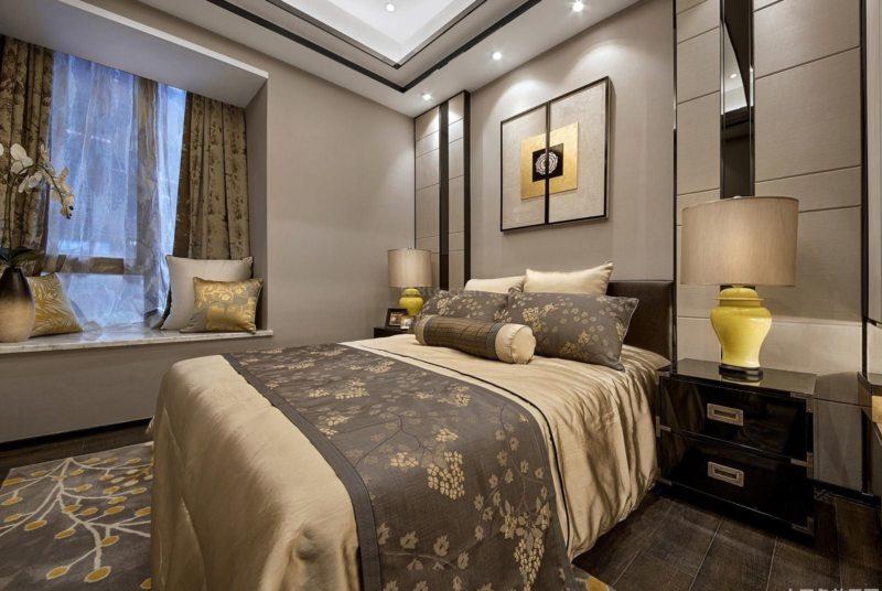 Спальня 20 кв. м. (26)