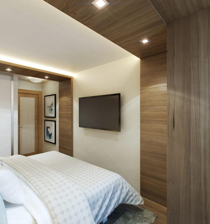Спальня 20 кв. м. (41)