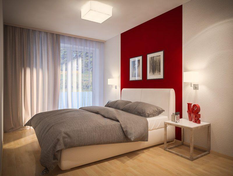 Спальня 20 кв. м. (54)