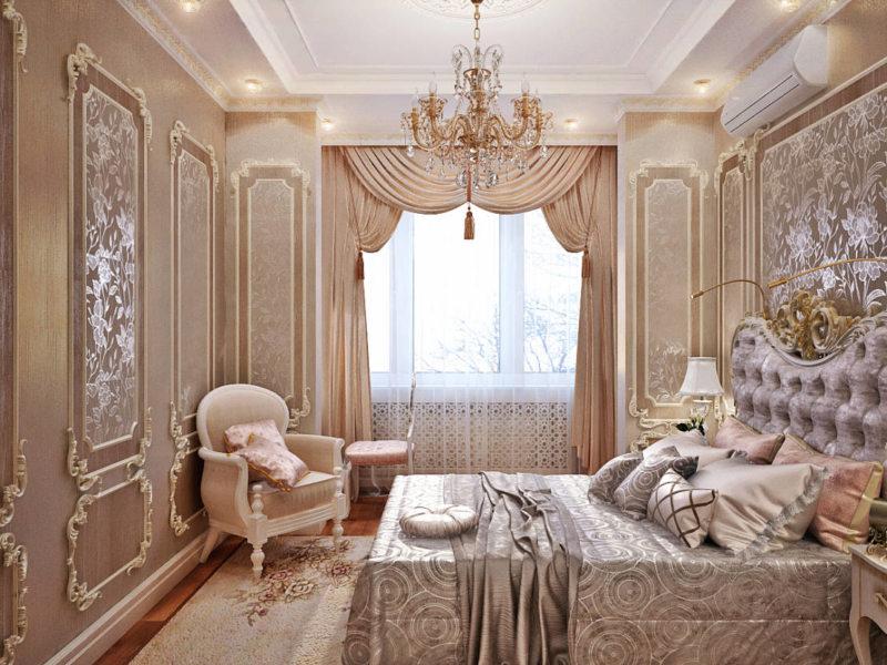 Спальня для девушки (26)