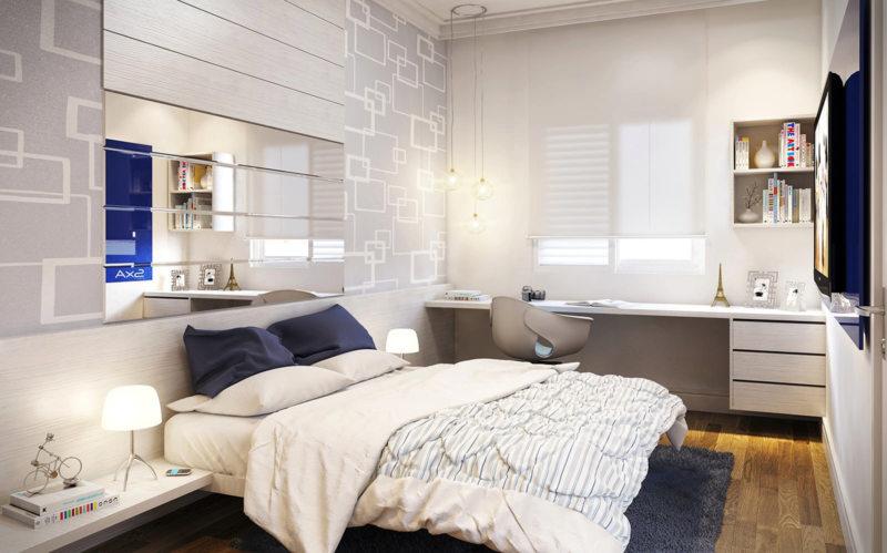 Спальня для девушки (32)