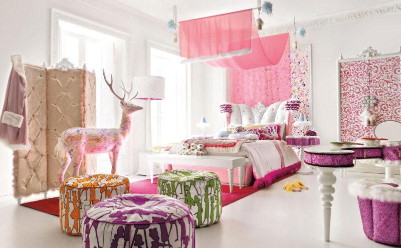 Спальня для девушки (4)