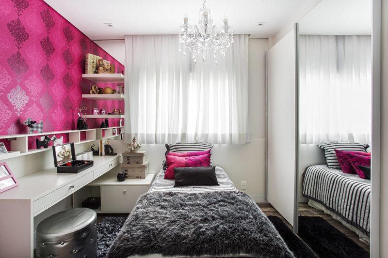 Спальня для девушки (43)