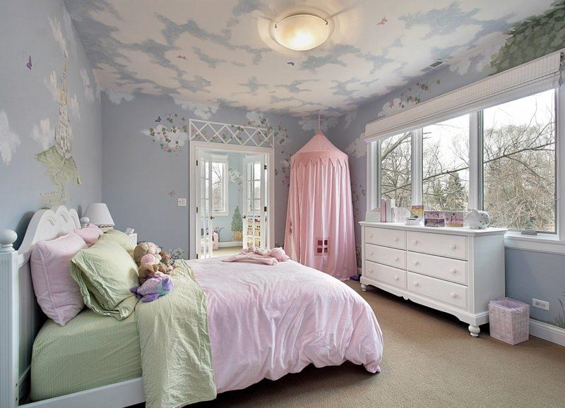 Спальня для девушки (50)