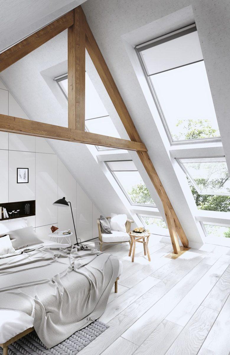Спальня с двумя окнами (1)
