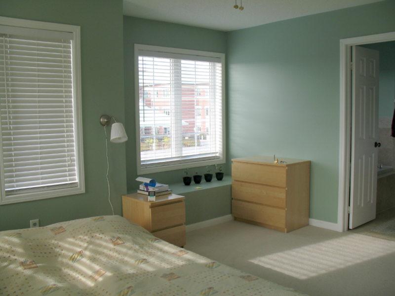 Спальня с двумя окнами (16)