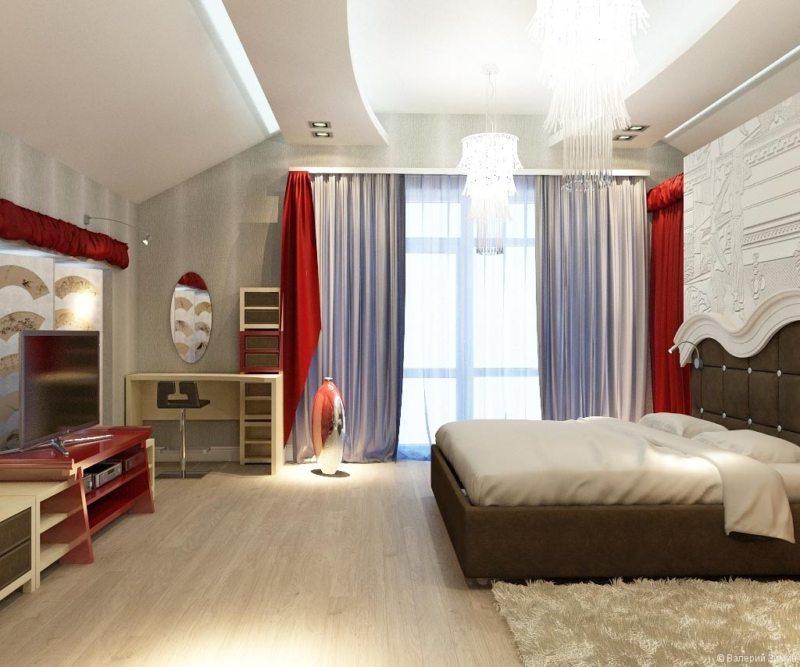 Спальня в частном доме (1)