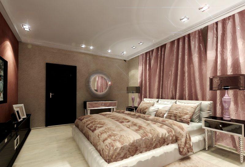 Спальня в частном доме (10)