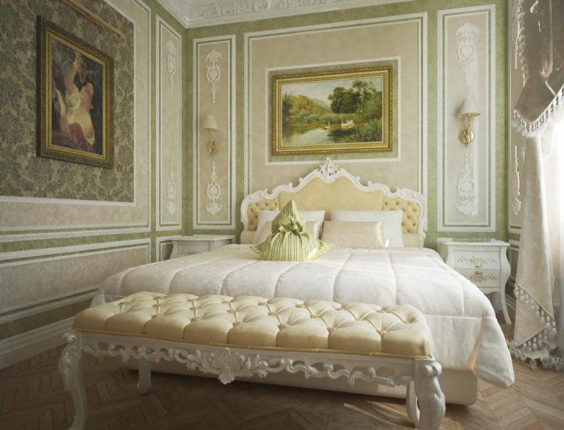 Спальня в частном доме (15)