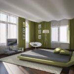 Спальня в частном доме (16)