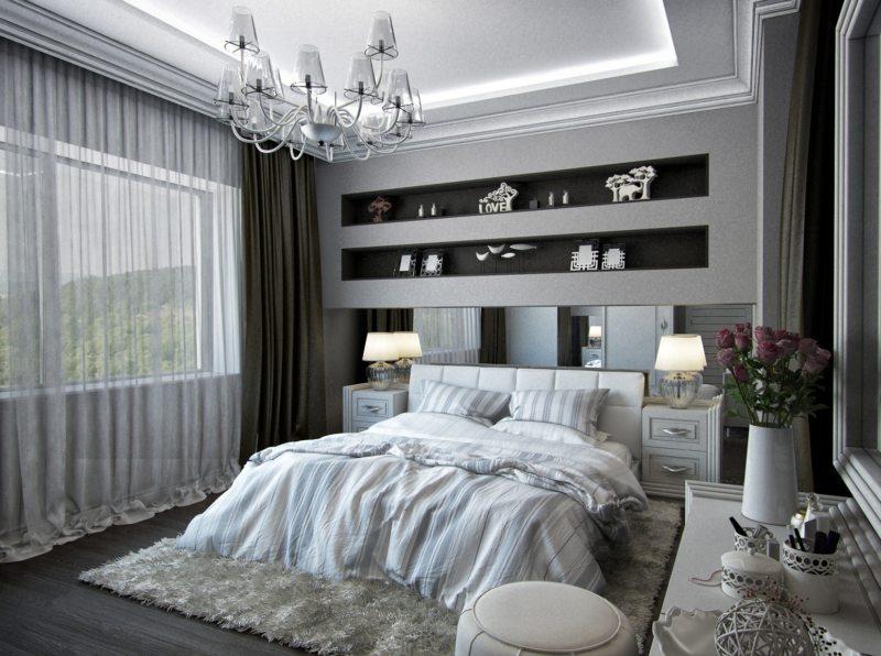 Спальня в частном доме (18)