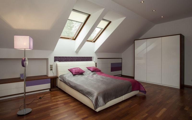 Спальня в частном доме (25)