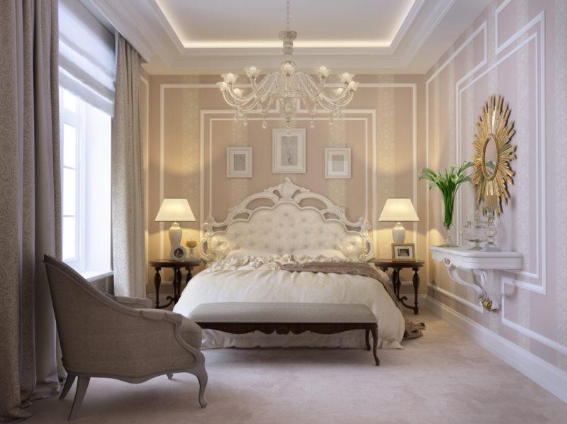 Спальня в частном доме (32)
