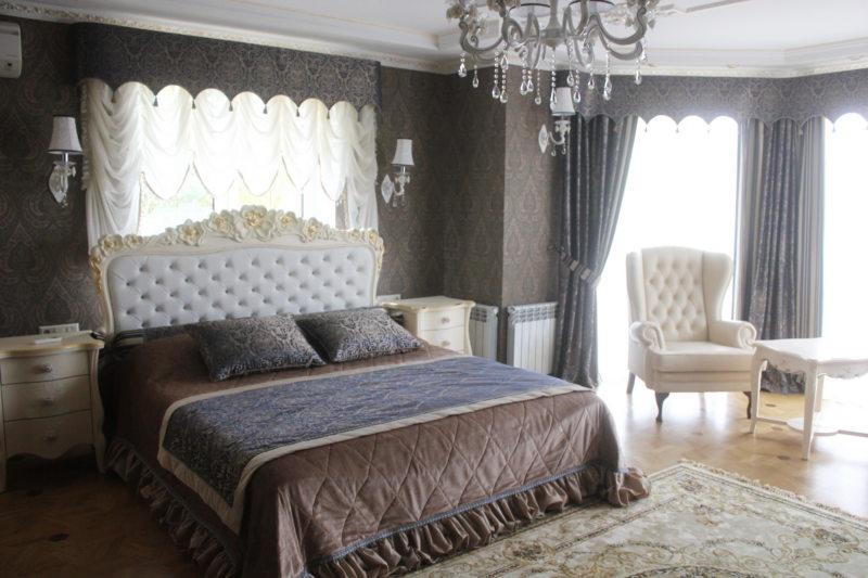 Спальня в частном доме (42)