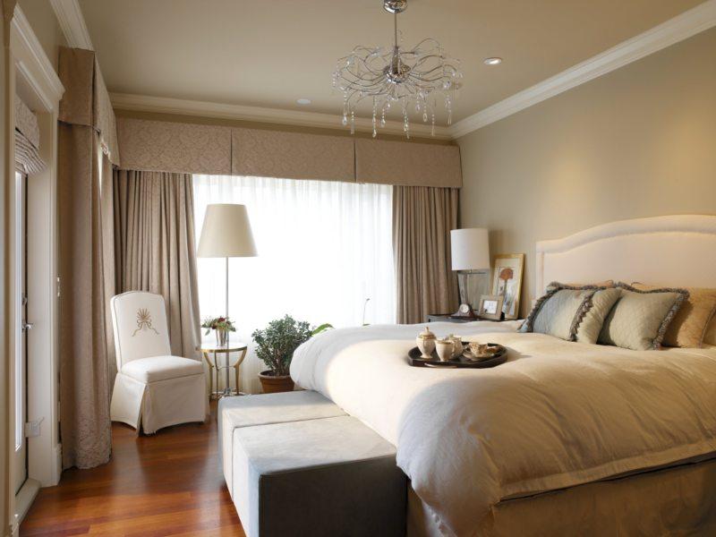 Спальня в частном доме (45)