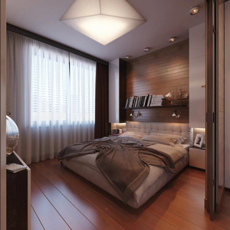 Спальня в частном доме (56)
