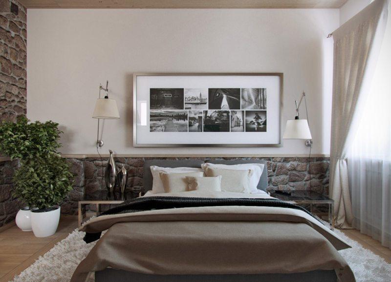Спальня в частном доме (9)