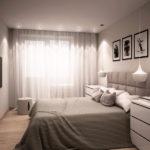 Спальня в хрущевке (12)