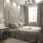 Спальня в хрущевке (2)