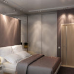 Спальня в хрущевке (5)